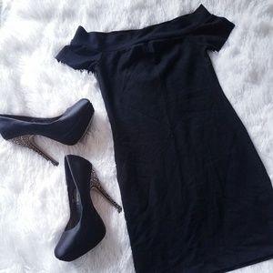 NWOT | Forever 21 | Off The Shoulder Dress